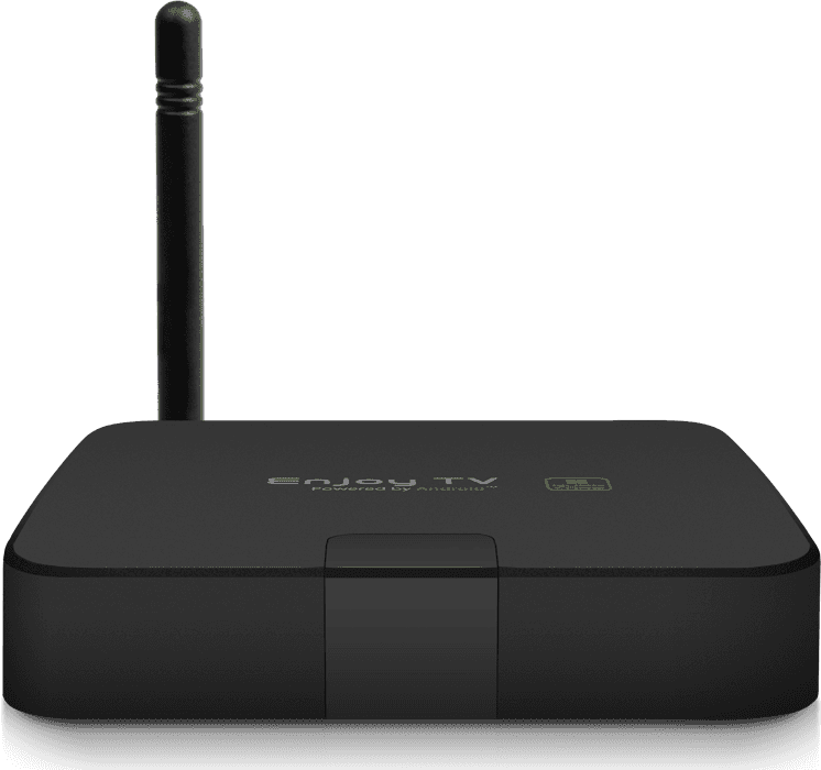 ATV596 S905 Set-top Box with TV Tuner