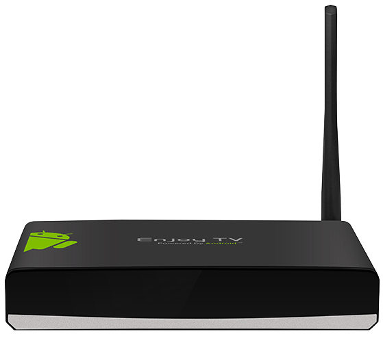 ATV1965 S905D  TV Box with Dual Tuner