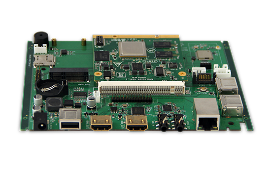 NXP/Freescale i.MX6 Single Board Computer